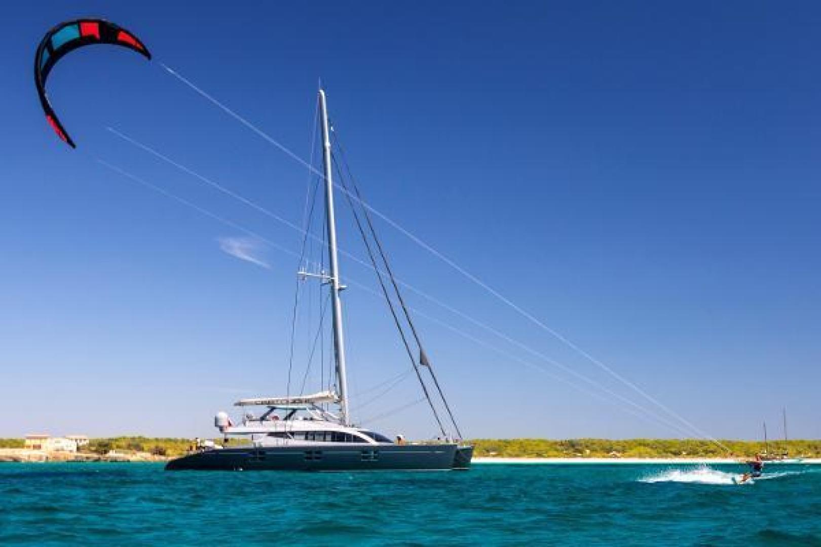 Catamaran-Blue Coast Yachts  2011-CARTOUCHE Antigua & Barbuda-1296522 | Thumbnail