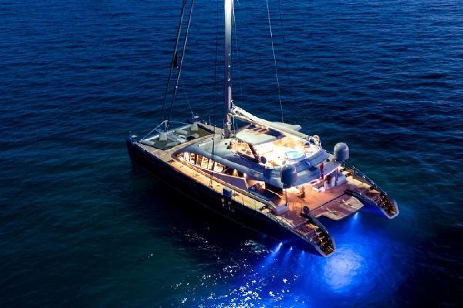 Catamaran-Blue Coast Yachts  2011-CARTOUCHE Antigua & Barbuda-1296524 | Thumbnail