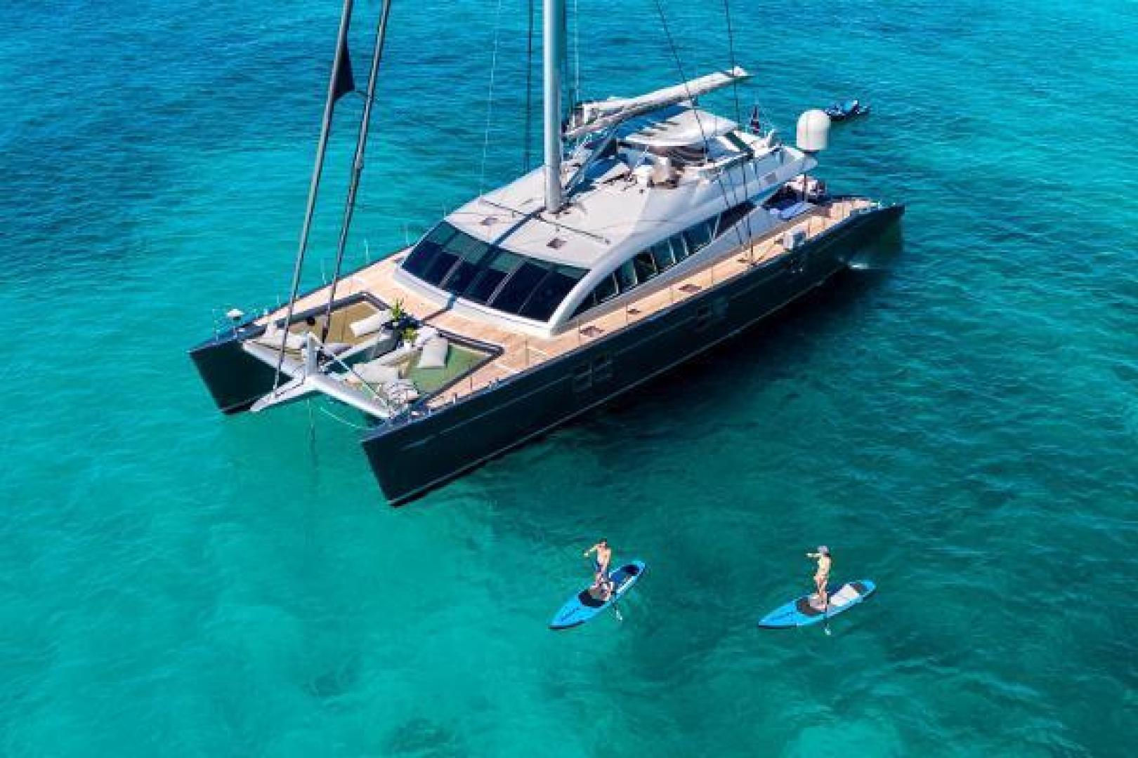 Catamaran-Blue Coast Yachts  2011-CARTOUCHE Antigua & Barbuda-1296523 | Thumbnail