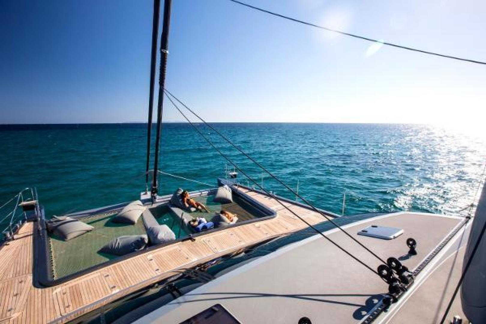 Catamaran-Blue Coast Yachts  2011-CARTOUCHE Antigua & Barbuda-1296530 | Thumbnail