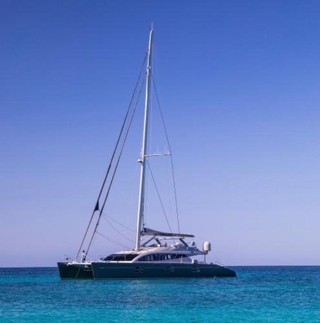Catamaran-Blue Coast Yachts  2011-CARTOUCHE Antigua & Barbuda-1296560 | Thumbnail