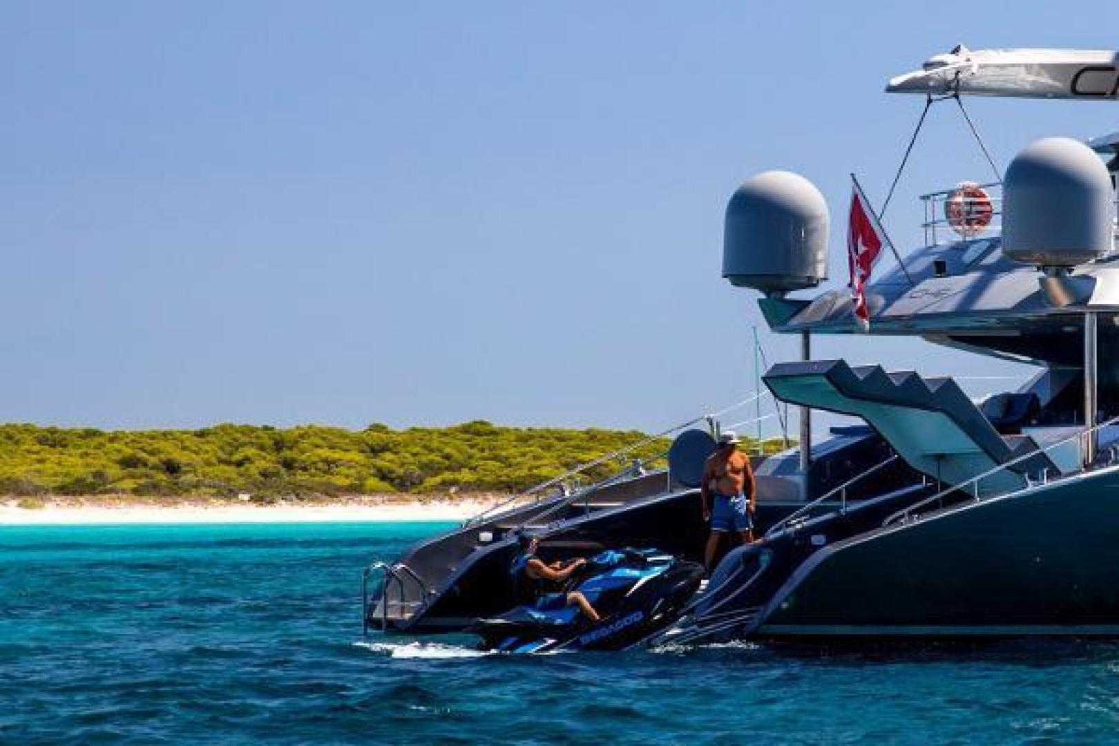 Catamaran-Blue Coast Yachts  2011-CARTOUCHE Antigua & Barbuda-1296558 | Thumbnail