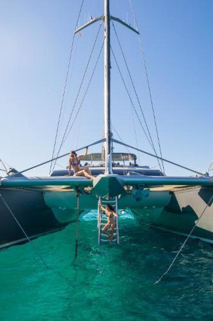 Catamaran-Blue Coast Yachts  2011-CARTOUCHE Antigua & Barbuda-1296533 | Thumbnail