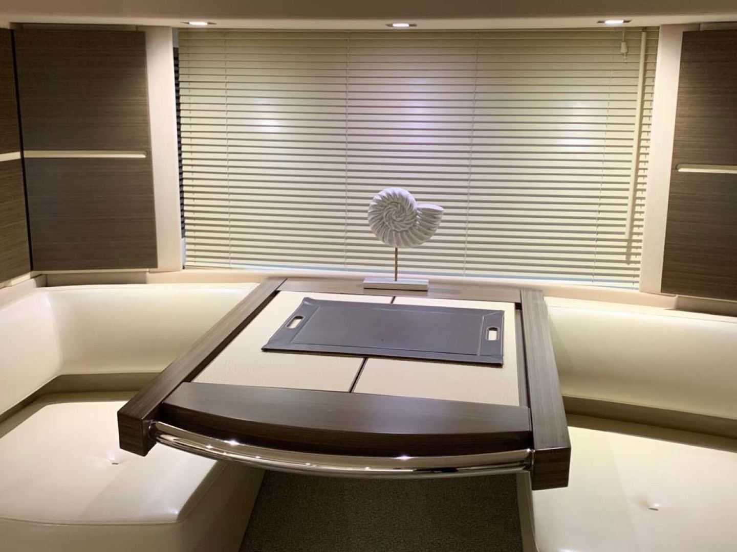 Azimut-54 Flybridge 2014-Suits Fort Lauderdale-Florida-United States-Main Stateroom Desk Vanity To Port-1292177 | Thumbnail