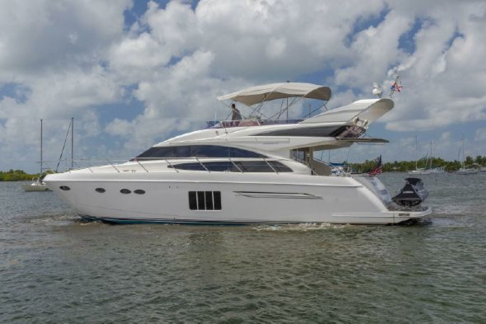 Picture Of: 64' Princess Flybridge 64 Motor Yacht 2012 Yacht For Sale | 1 of 98