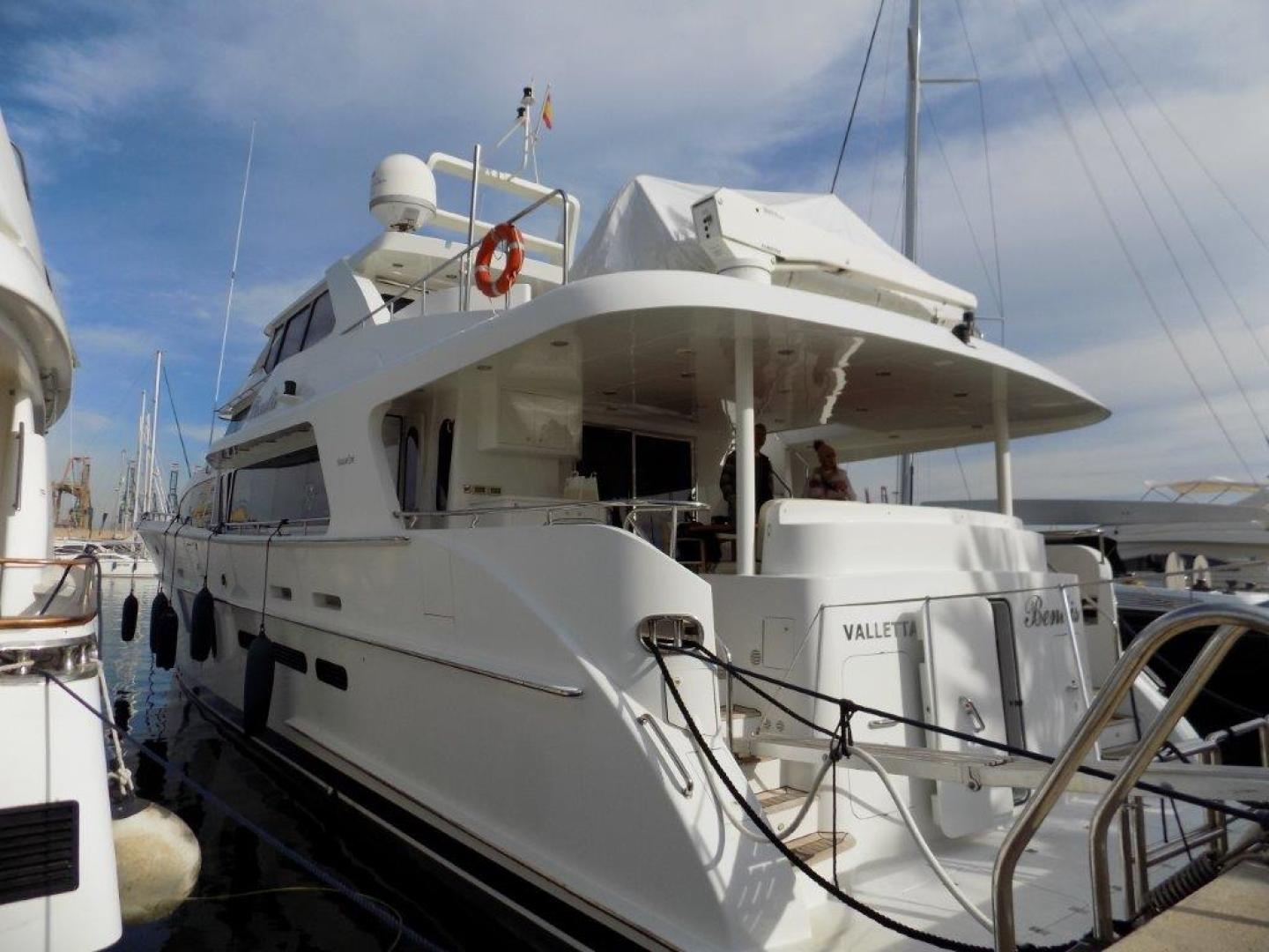Picture Of: 98' Cheoy Lee 2008 Yacht For Sale | 1 of 9