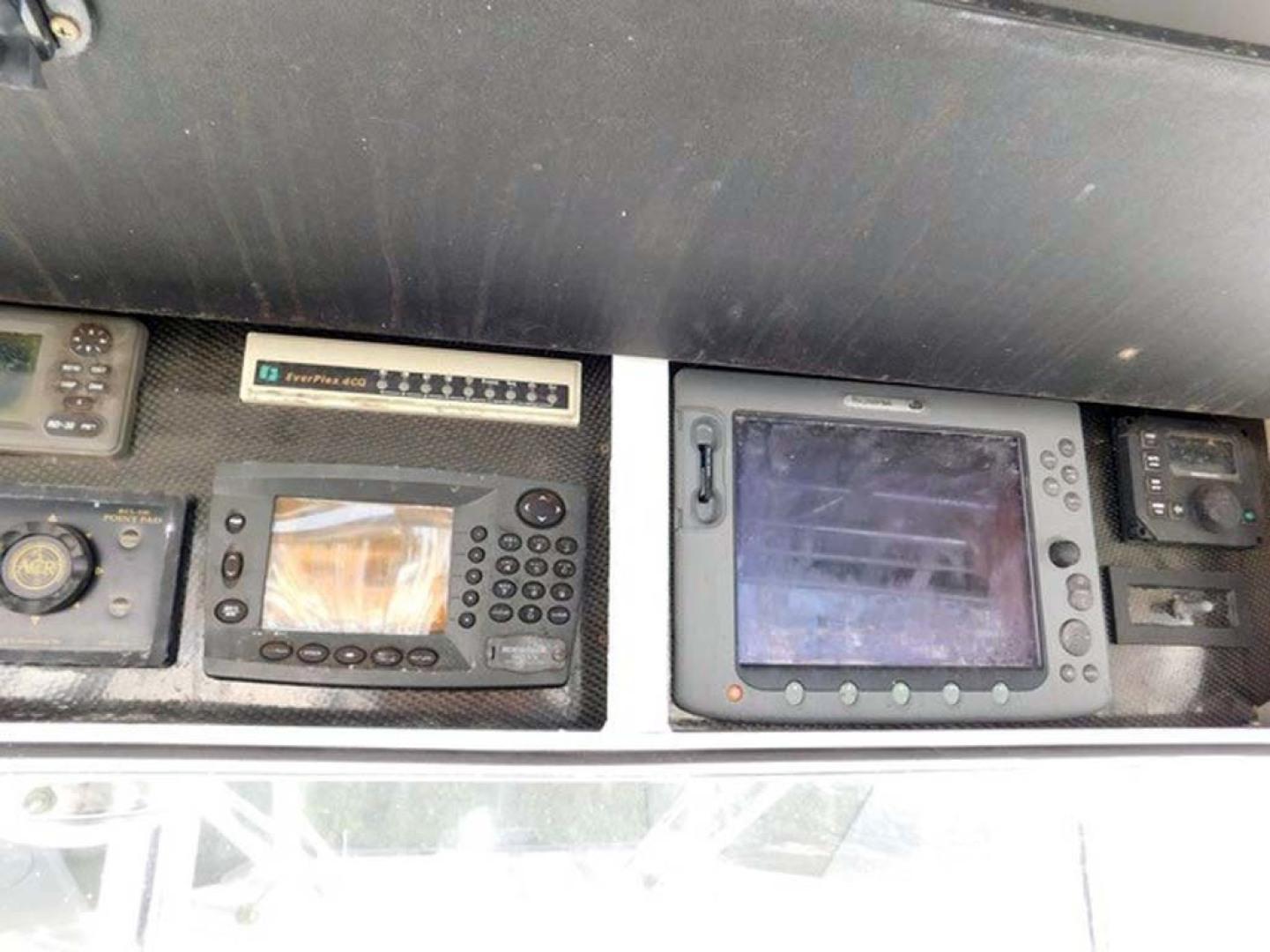 Hatteras-Convertible 1986-My Alyby Merritt Island-Florida-United States-Electronics Box-1294849 | Thumbnail