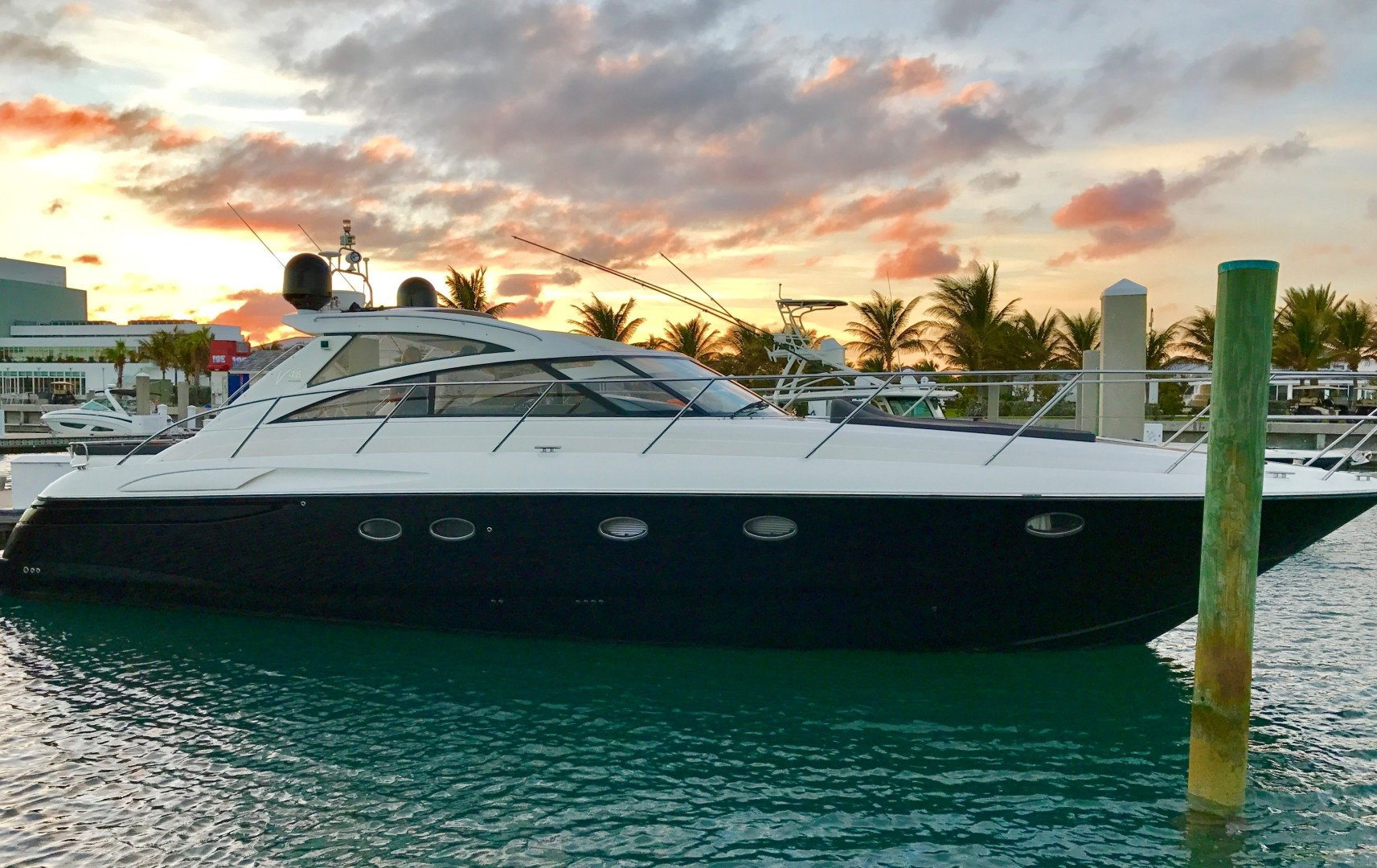 Picture Of: 49' Princess V48 2006 Yacht For Sale | 1 of 6