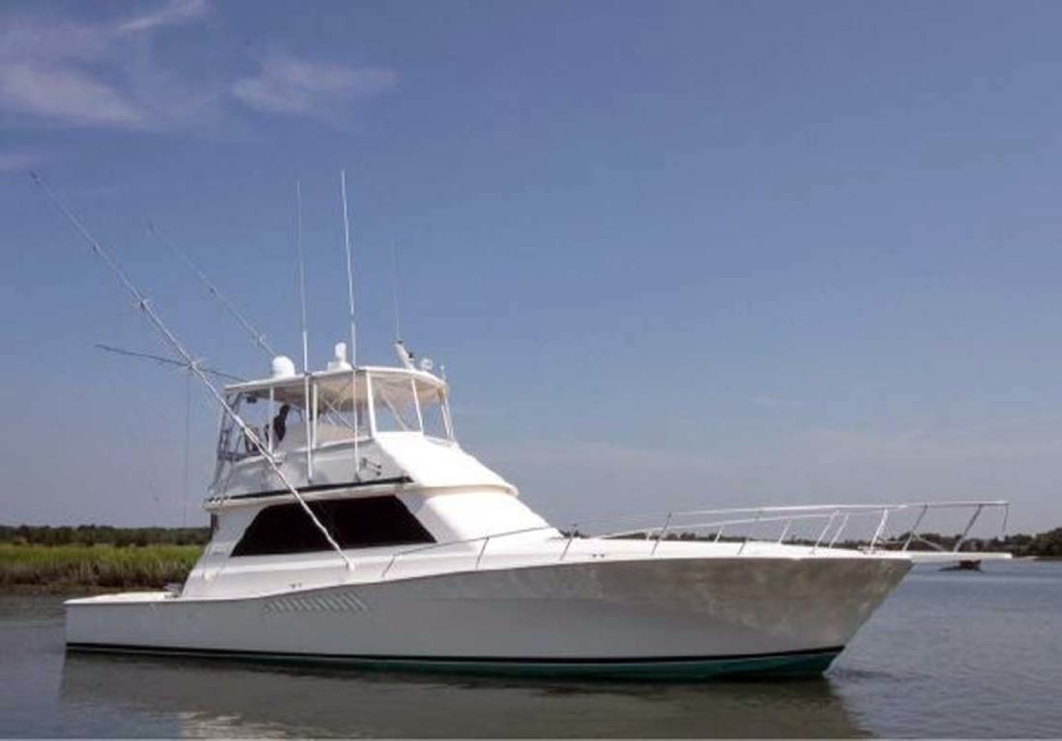 Viking-Convertible 1993-Out of Order Cape May-New Jersey-United States-Starboard Side-1295386 | Thumbnail