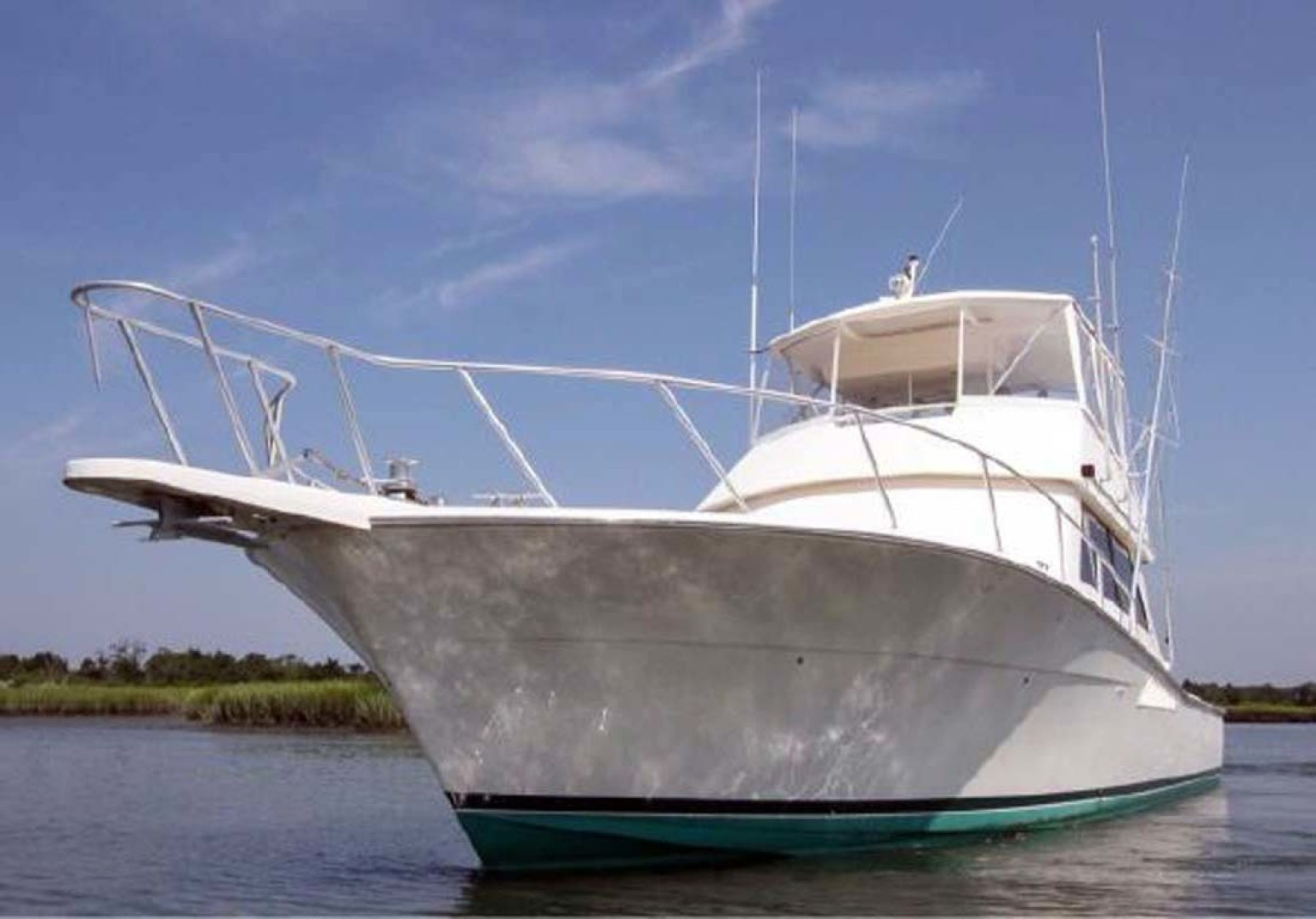 Viking-Convertible 1993-Out of Order Cape May-New Jersey-United States-Port Bow-1295347 | Thumbnail