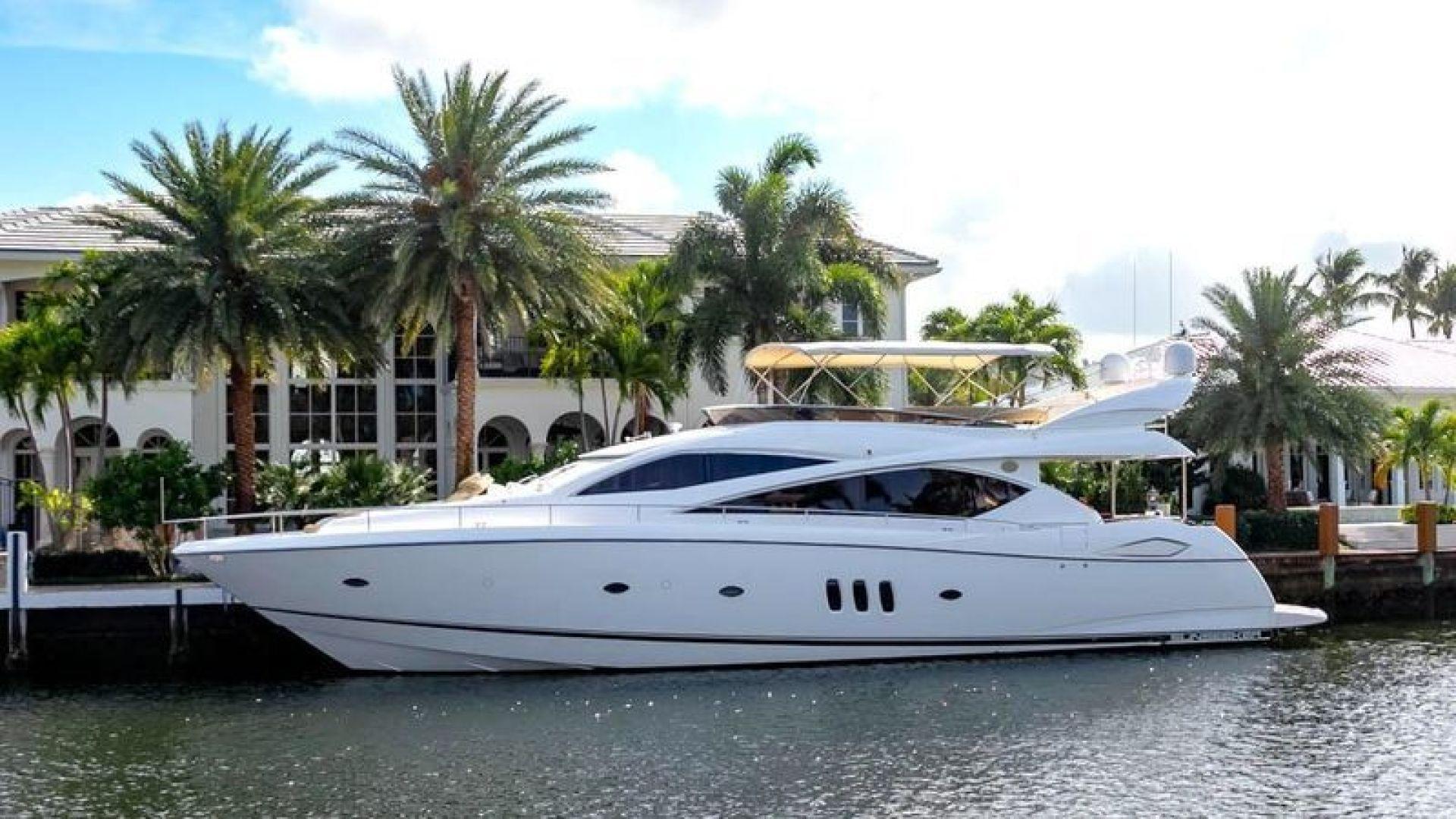 2005 Sunseeker 75' Yacht
