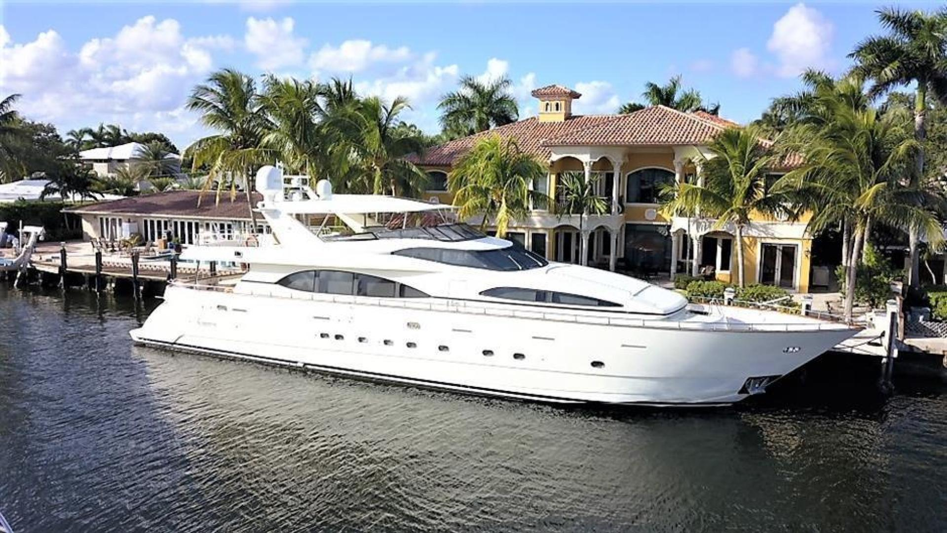 Picture Of: 100' Azimut Jumbo 2000 Yacht For Sale | 2 of 87