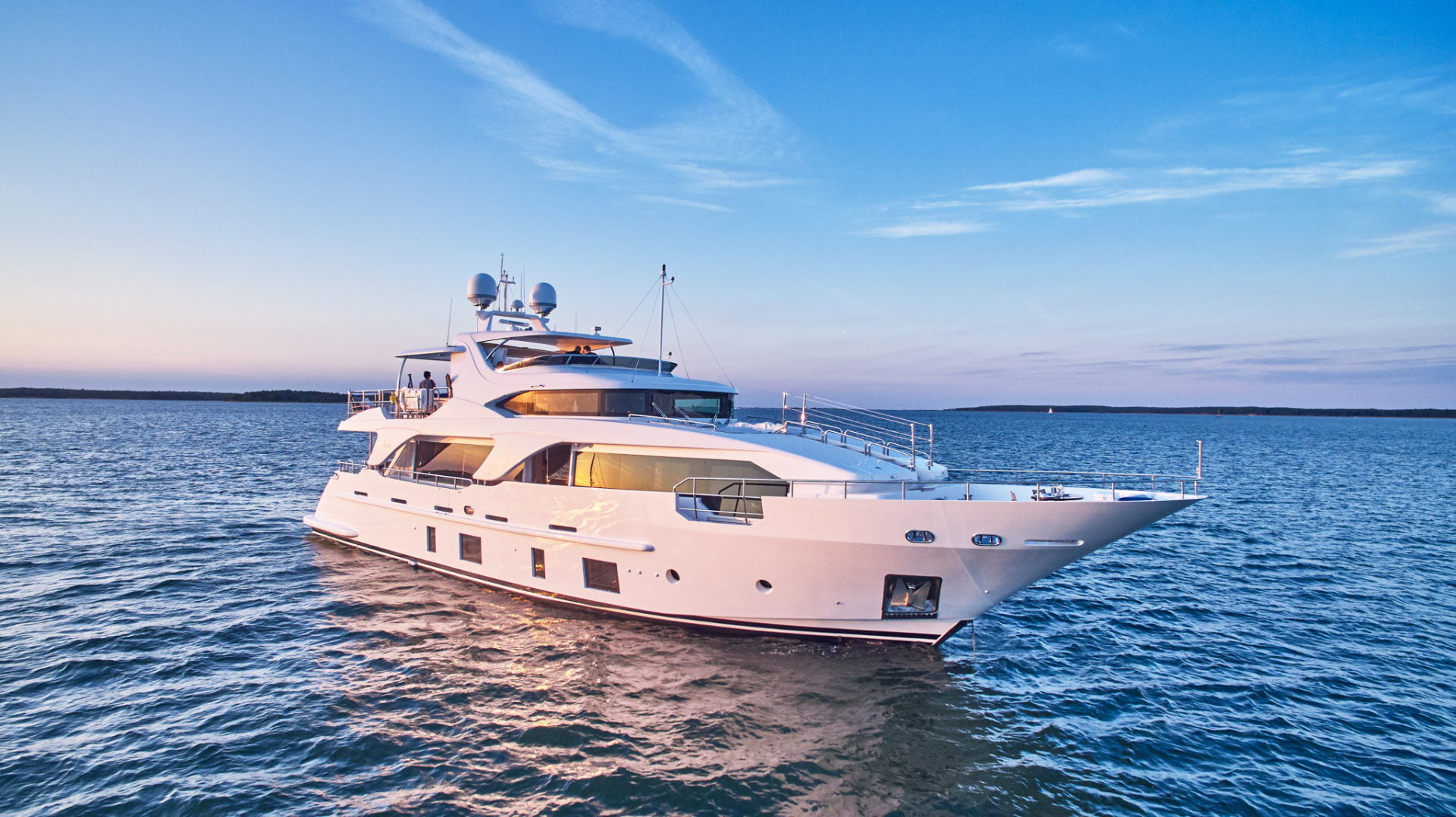Picture Of: 93' Benetti Delfino 93 2013 Yacht For Sale | 1 of 31