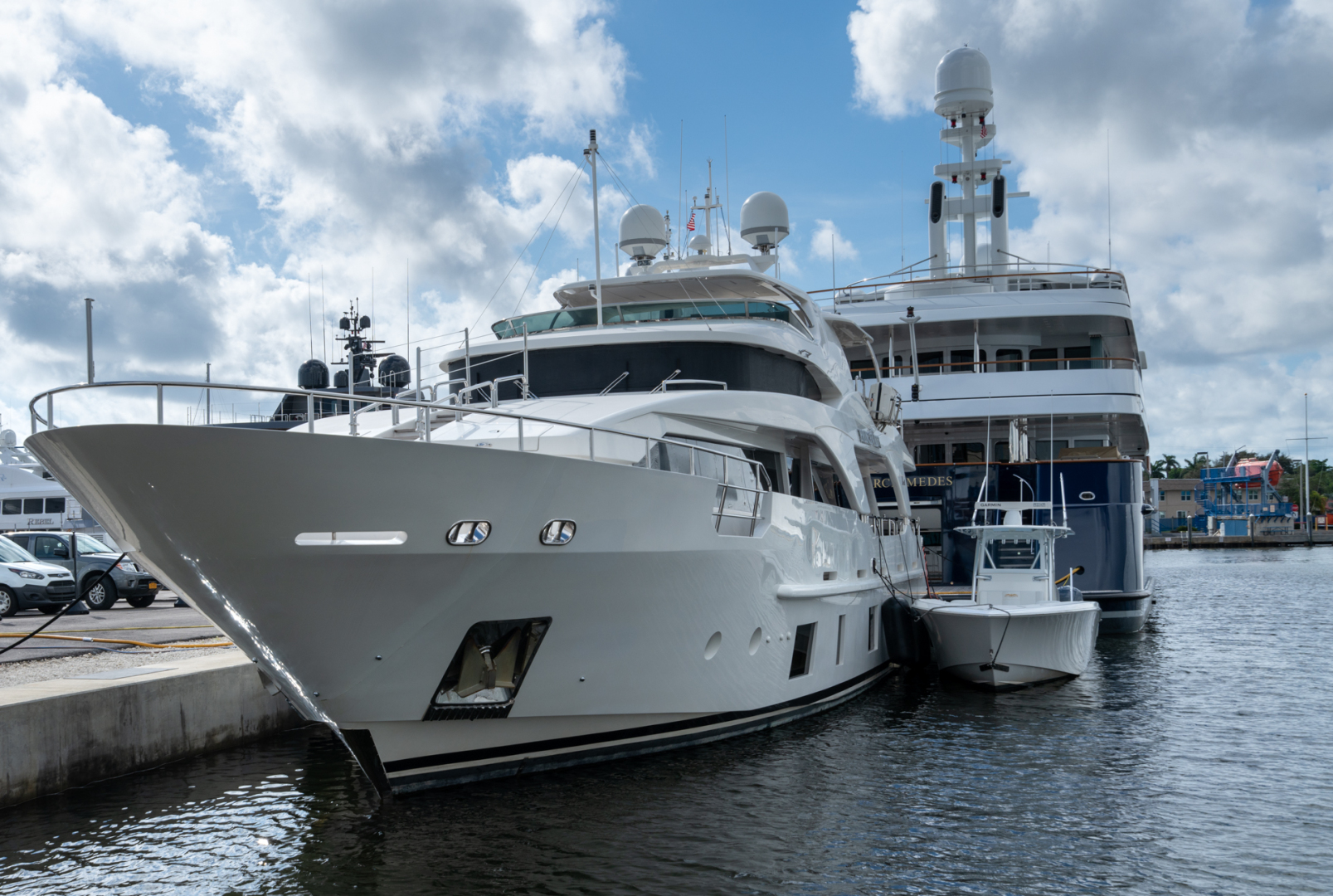 Picture Of: 93' Benetti Delfino 93 2013 Yacht For Sale | 2 of 31
