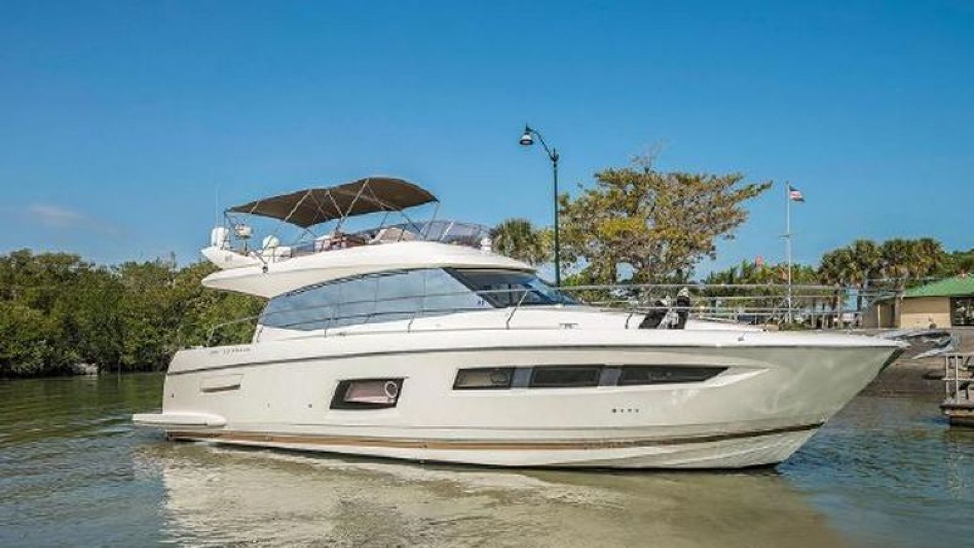 Picture Of: 55' Prestige 550 2015 Yacht For Sale | 1 of 23