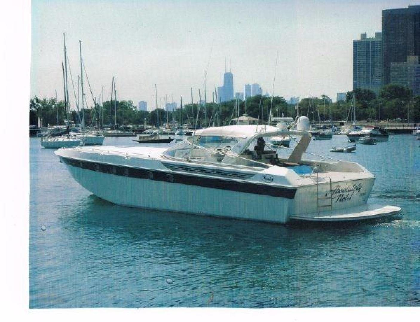 60' Baia 1990 Force One Absolutely Not