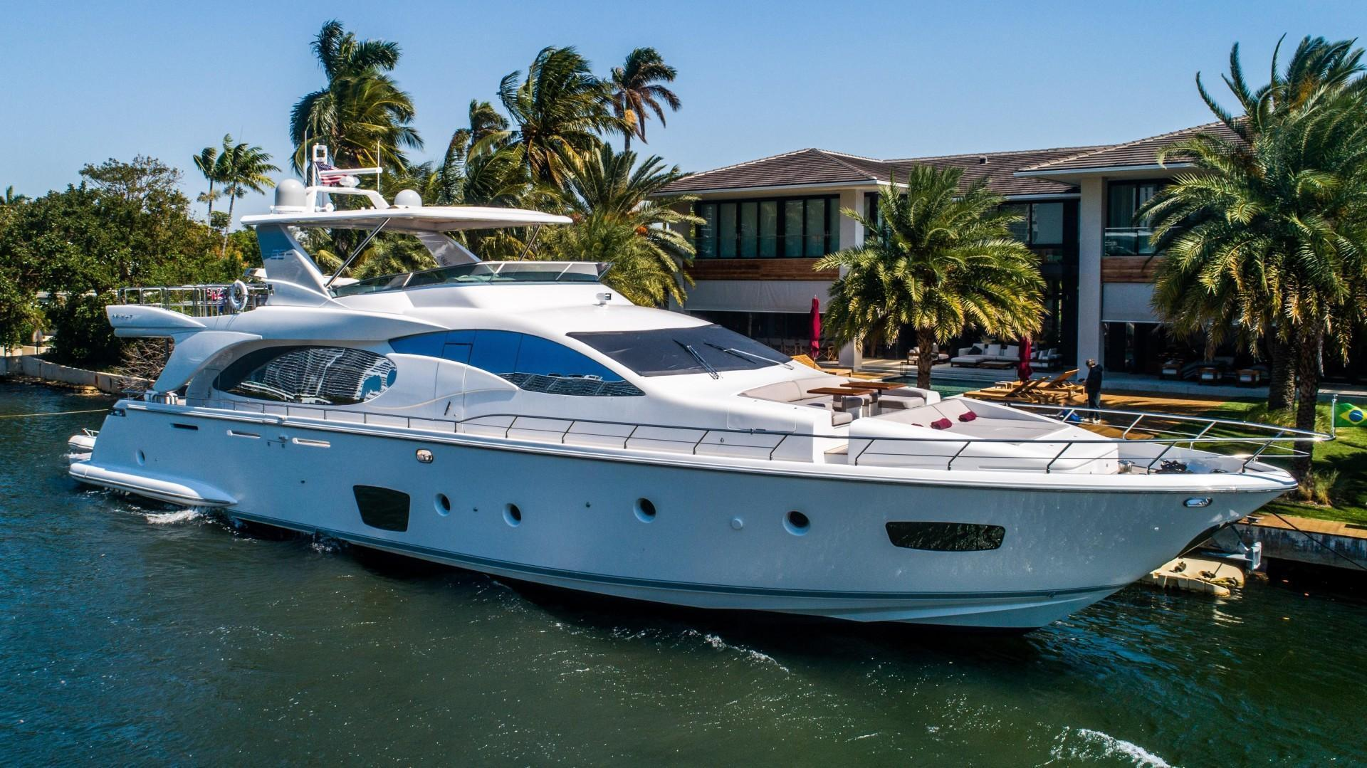 Picture Of: 85' Azimut Flybridge 2007 Yacht For Sale | 2 of 68