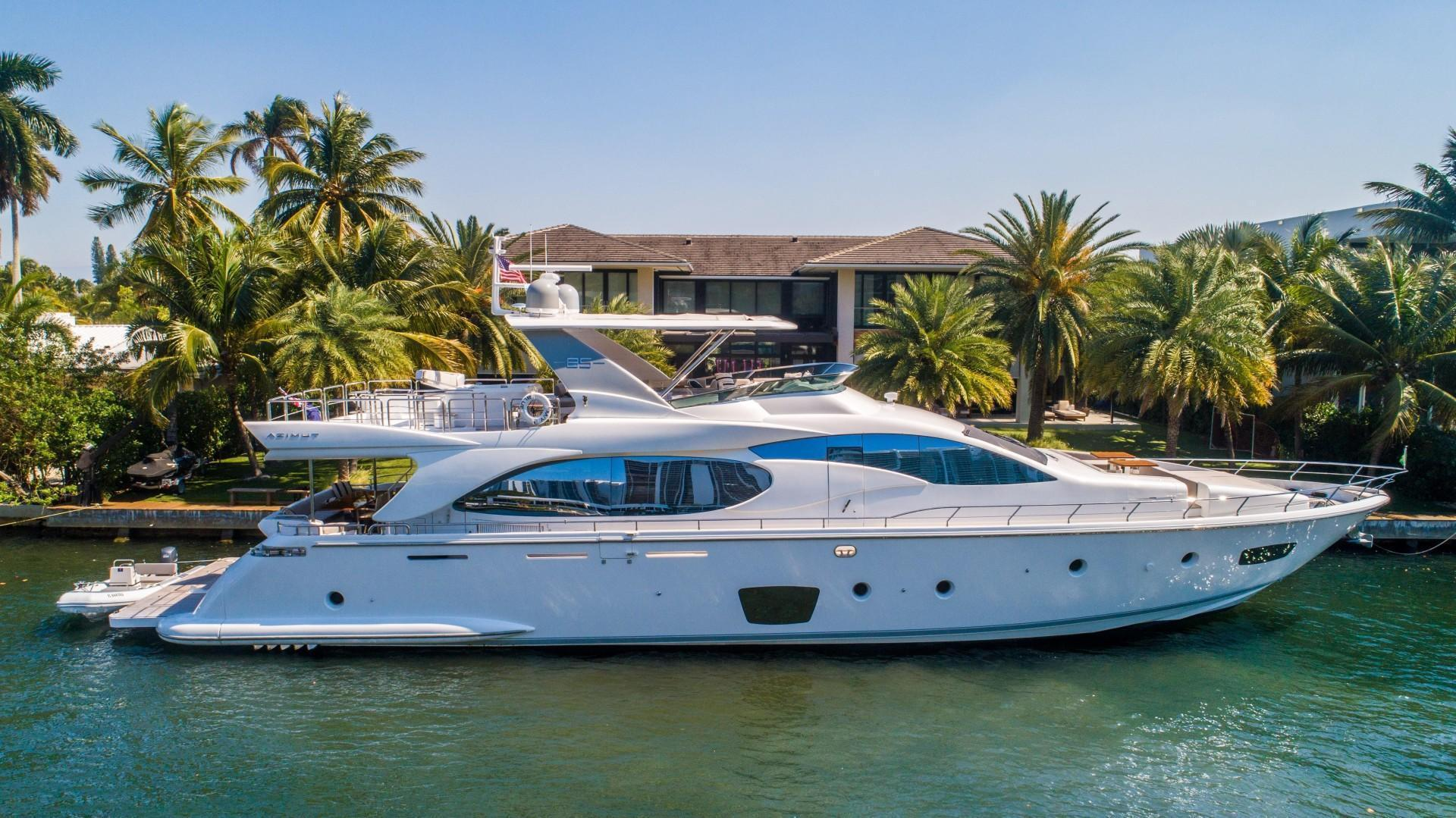 Picture Of: 85' Azimut Flybridge 2007 Yacht For Sale | 1 of 68