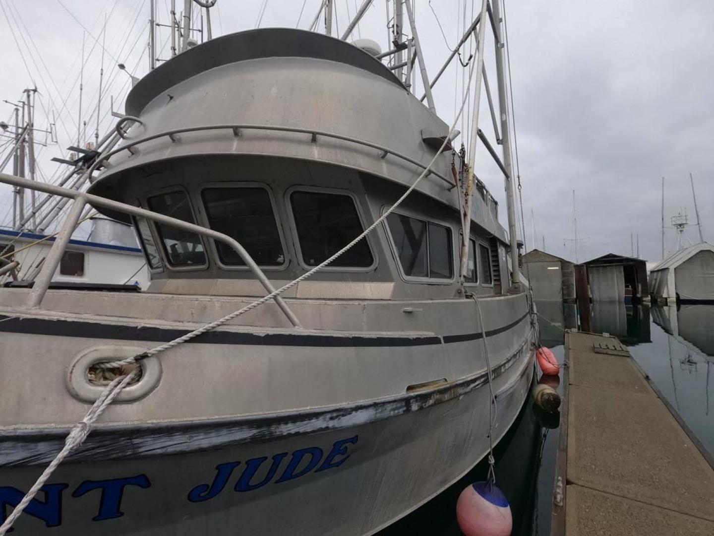 Custom-Bram Mfg/FH Marine 1989-Saint Jude Port Angeles-Washington-United States-Bridge-1298143 | Thumbnail