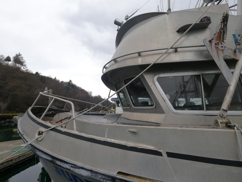 Custom-Bram Mfg/FH Marine 1989-Saint Jude Port Angeles-Washington-United States-Bow-1298142 | Thumbnail