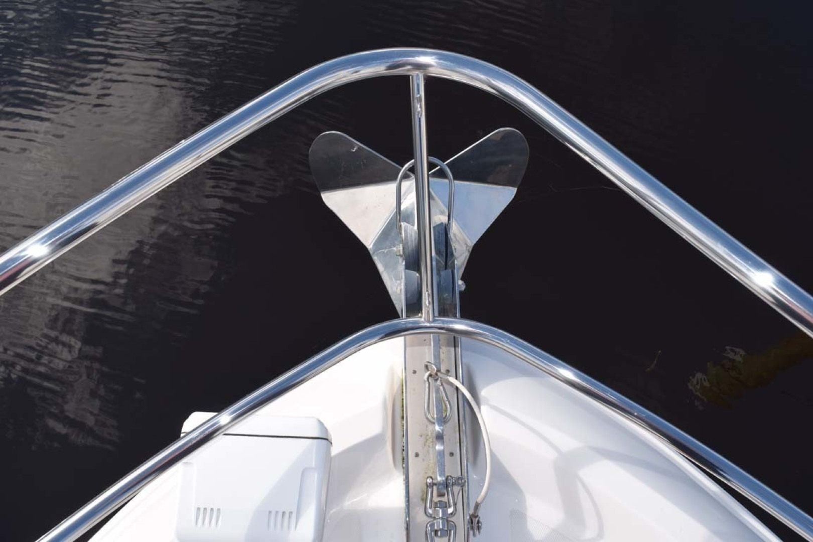 Sea Ray-Sundancer 610 2012-SON RYS Fort Myers-Florida-United States-Anchor Detail-1298474 | Thumbnail