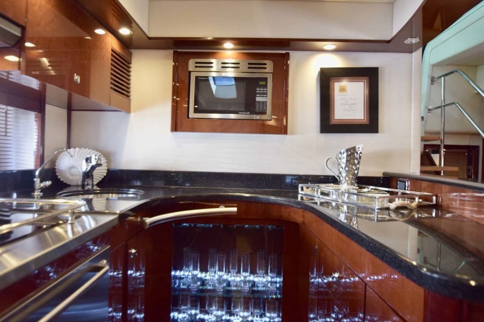 Sea Ray-Sundancer 610 2012-SON RYS Fort Myers-Florida-United States-Galley Overview-1298452 | Thumbnail