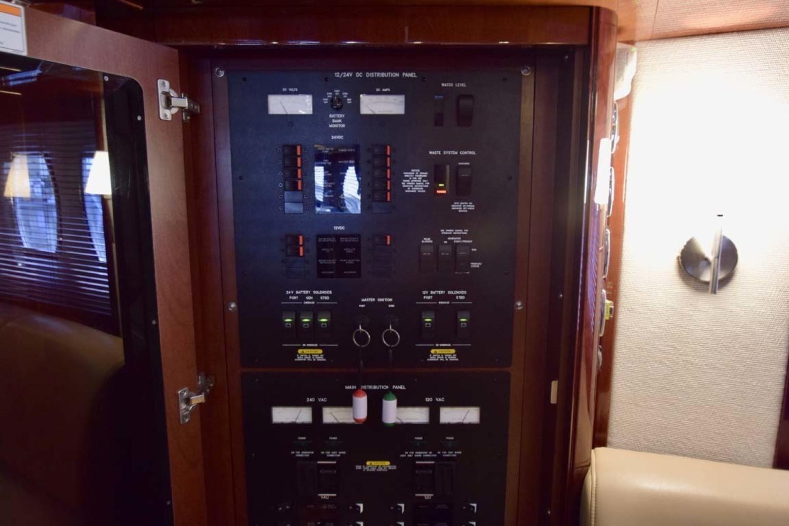 Sea Ray-Sundancer 610 2012-SON RYS Fort Myers-Florida-United States-Breaker Panel On PORT Side-1298445 | Thumbnail