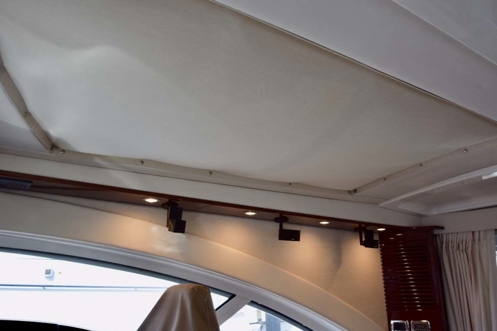 Sea Ray-Sundancer 610 2012-SON RYS Fort Myers-Florida-United States-Upper Salon Custom Covers For Sunroof-1298439 | Thumbnail