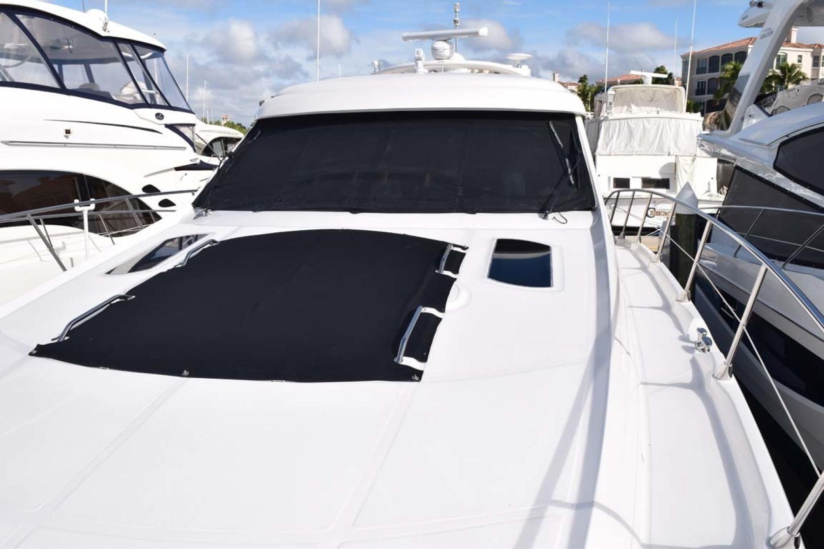 Sea Ray-Sundancer 610 2012-SON RYS Fort Myers-Florida-United States-Bow PORT Side Towards House-1298478 | Thumbnail