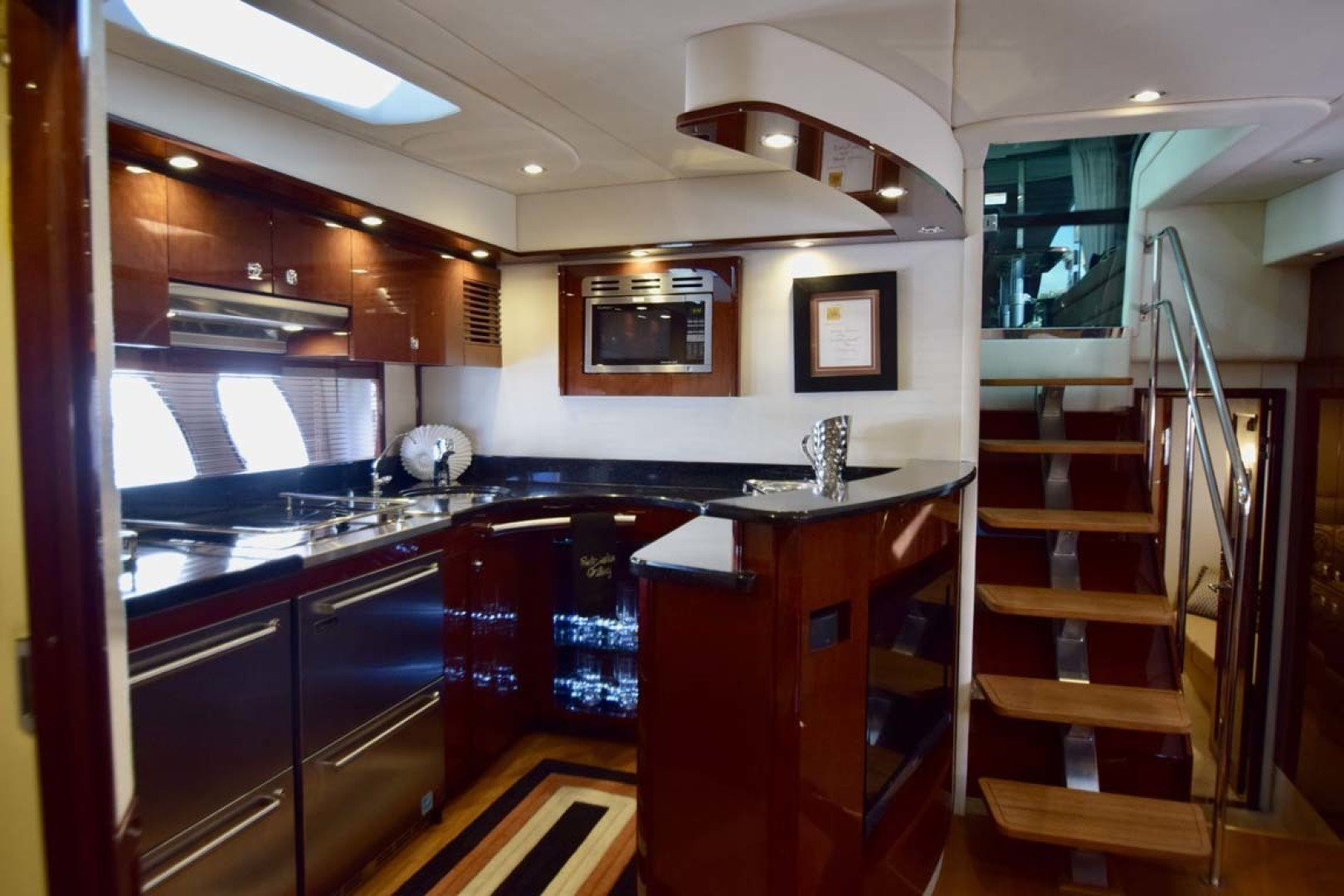 Sea Ray-Sundancer 610 2012-SON RYS Fort Myers-Florida-United States-Galley-1298447 | Thumbnail