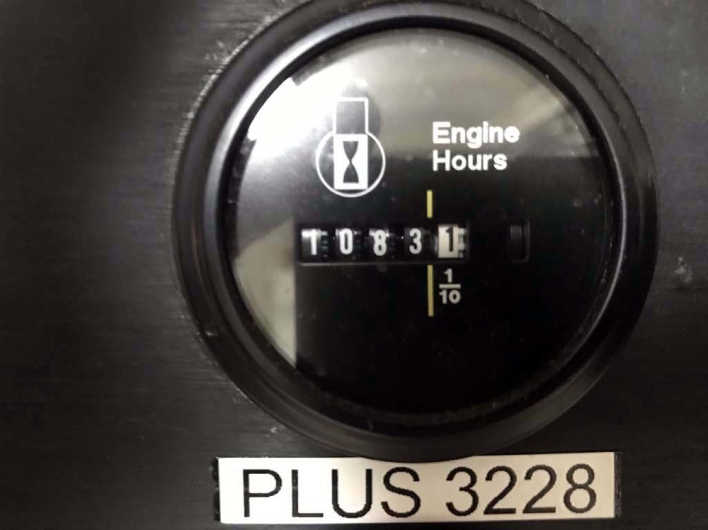 Hatteras-58 Motoryacht 1977-Lady Smiles Annapolis-Maryland-United States-Port Engine Hours-1298967   Thumbnail