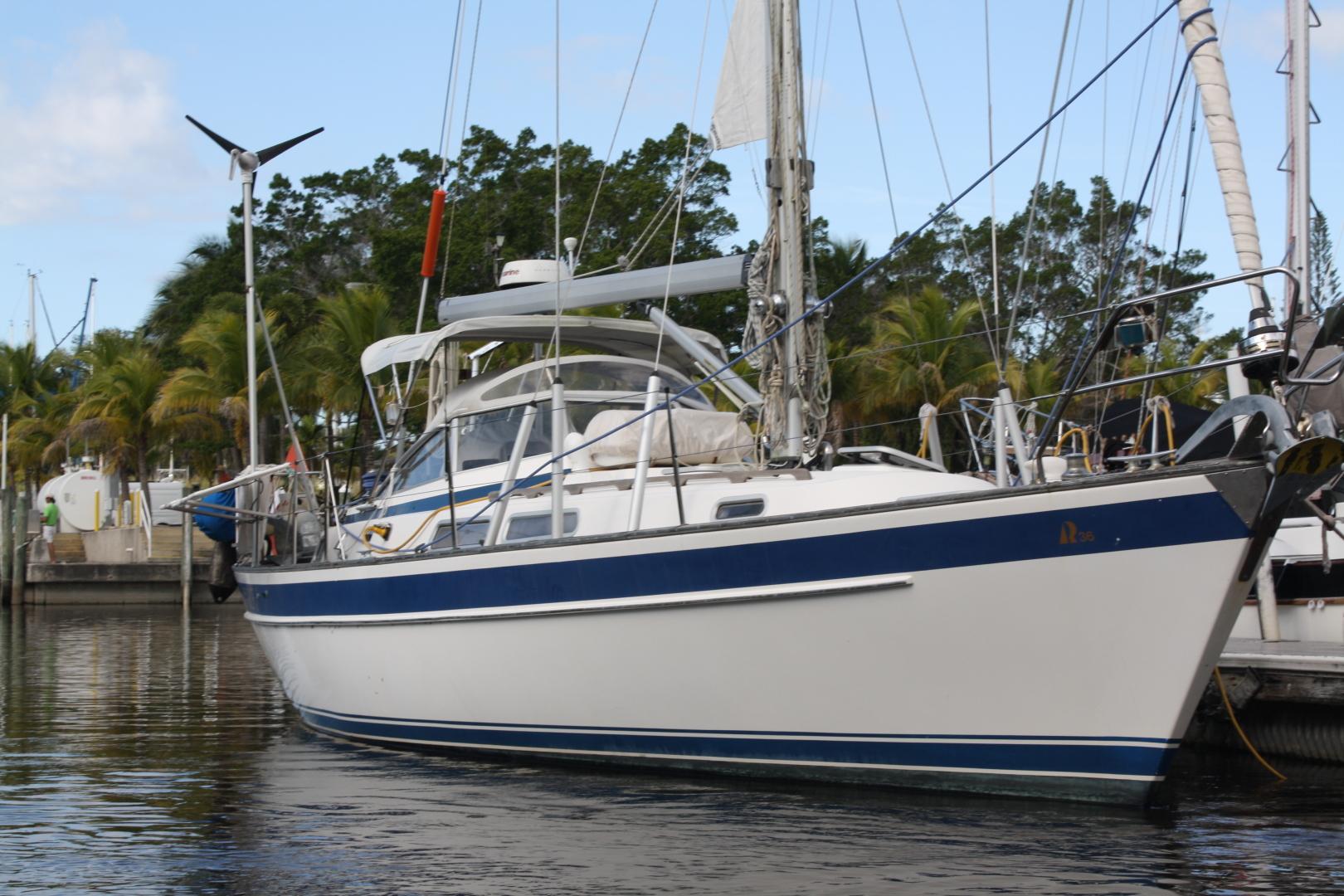 Hallberg-Rassy-36 MKII 2002-Vivace 1 Stuart-Florida-United States-1312752   Thumbnail
