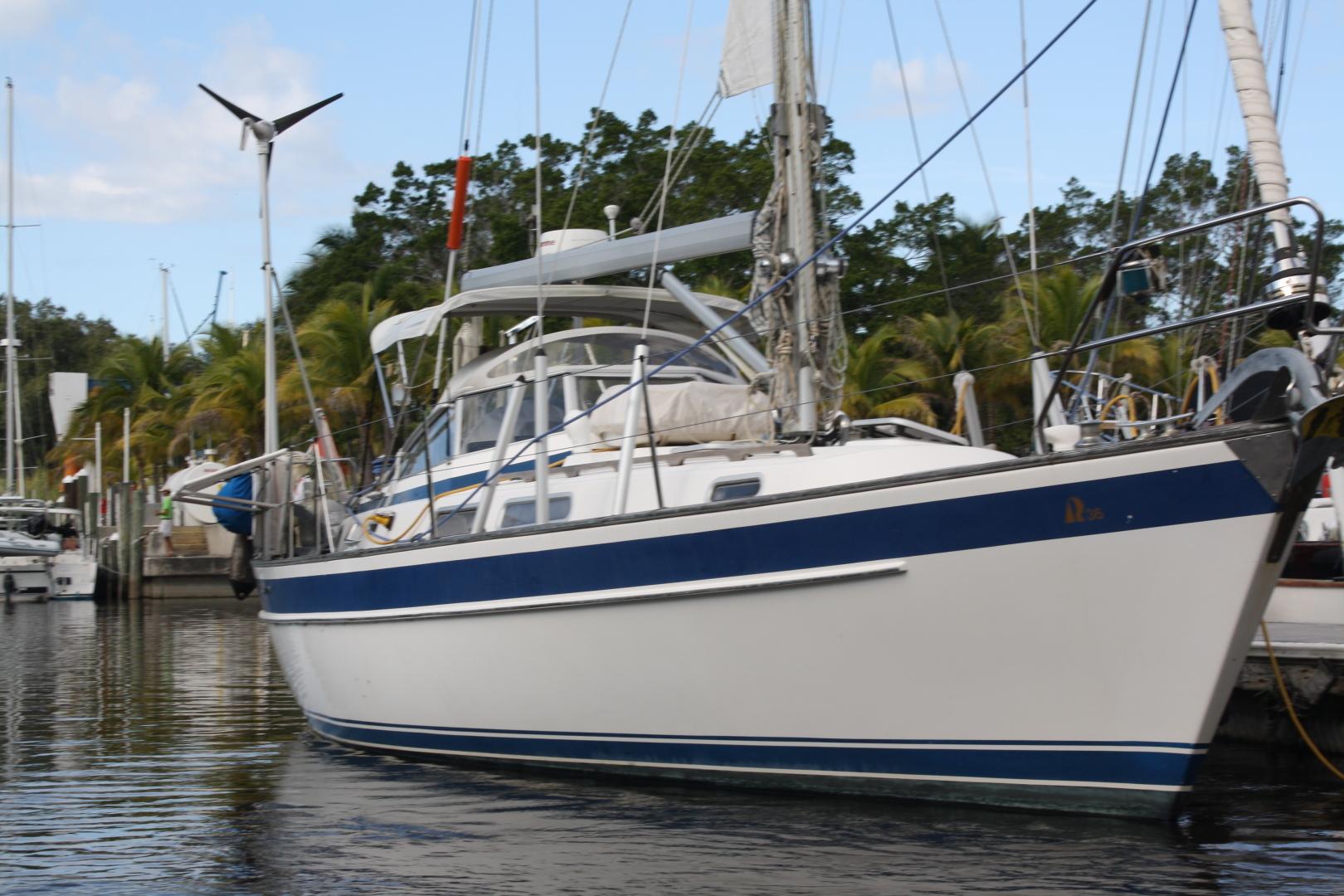 Hallberg-Rassy-36 MKII 2002-Vivace 1 Stuart-Florida-United States-1312753   Thumbnail