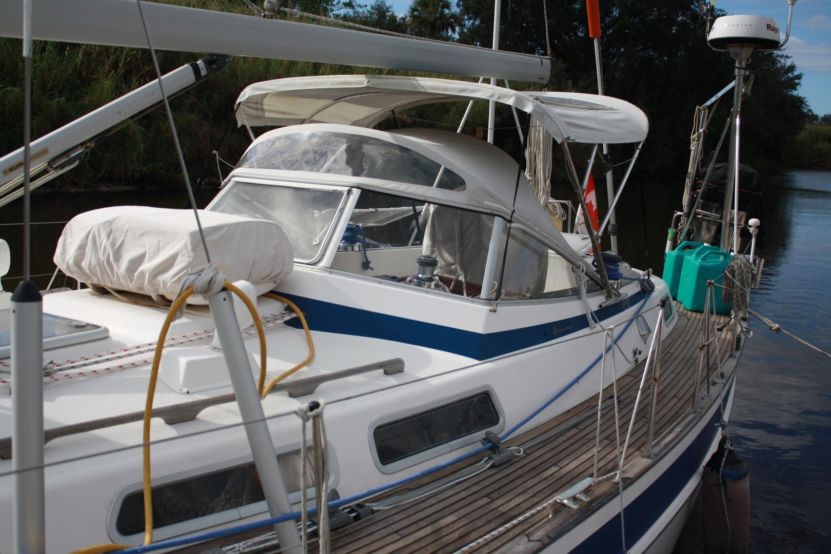 Hallberg-Rassy-36 MKII 2002-Vivace 1 Stuart-Florida-United States-1312766   Thumbnail