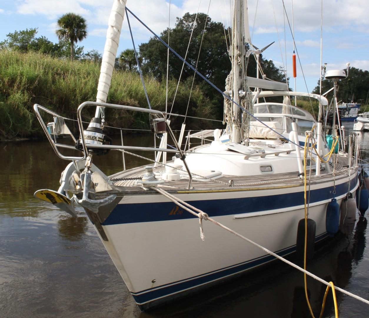 Hallberg-Rassy-36 MKII 2002-Vivace 1 Stuart-Florida-United States-1312772   Thumbnail