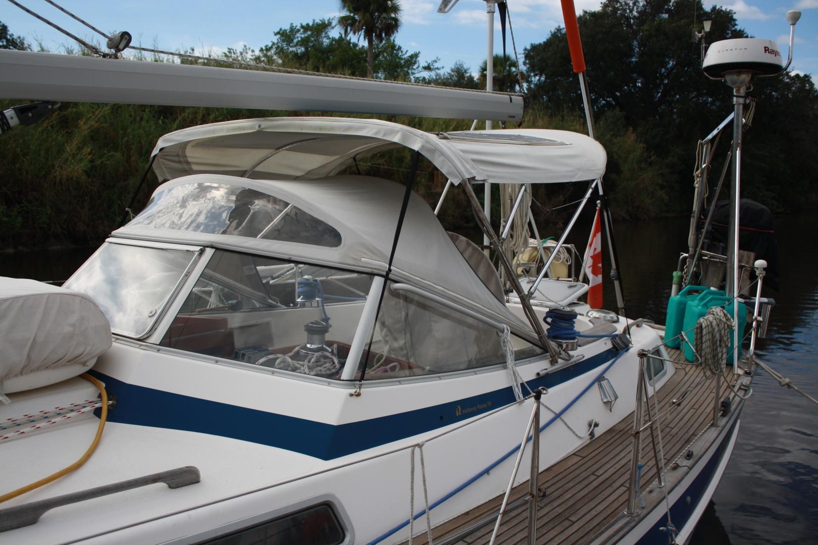 Hallberg-Rassy-36 MKII 2002-Vivace 1 Stuart-Florida-United States-1312763   Thumbnail