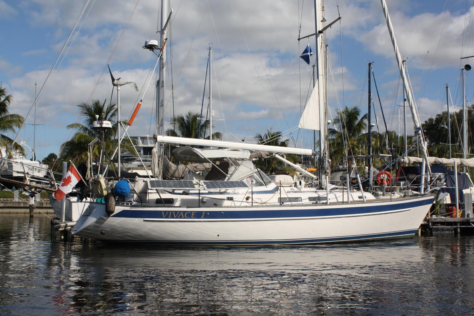 Hallberg-Rassy-36 MKII 2002-Vivace 1 Stuart-Florida-United States-1312748   Thumbnail