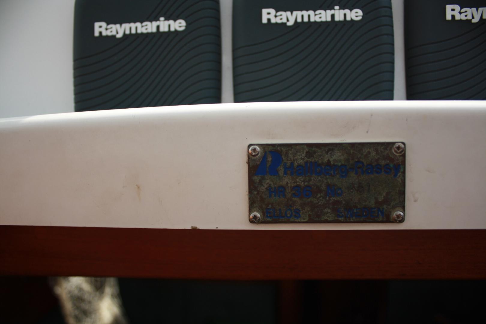 Hallberg-Rassy-36 MKII 2002-Vivace 1 Stuart-Florida-United States-1312760   Thumbnail