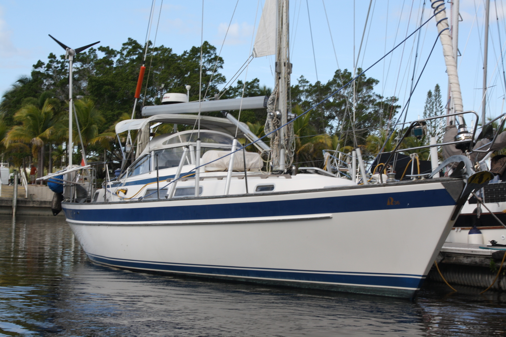 Hallberg-Rassy-36 MKII 2002-Vivace 1 Stuart-Florida-United States-1312621   Thumbnail