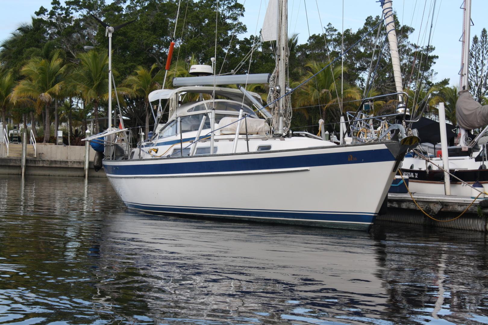 Hallberg-Rassy-36 MKII 2002-Vivace 1 Stuart-Florida-United States-1312750   Thumbnail
