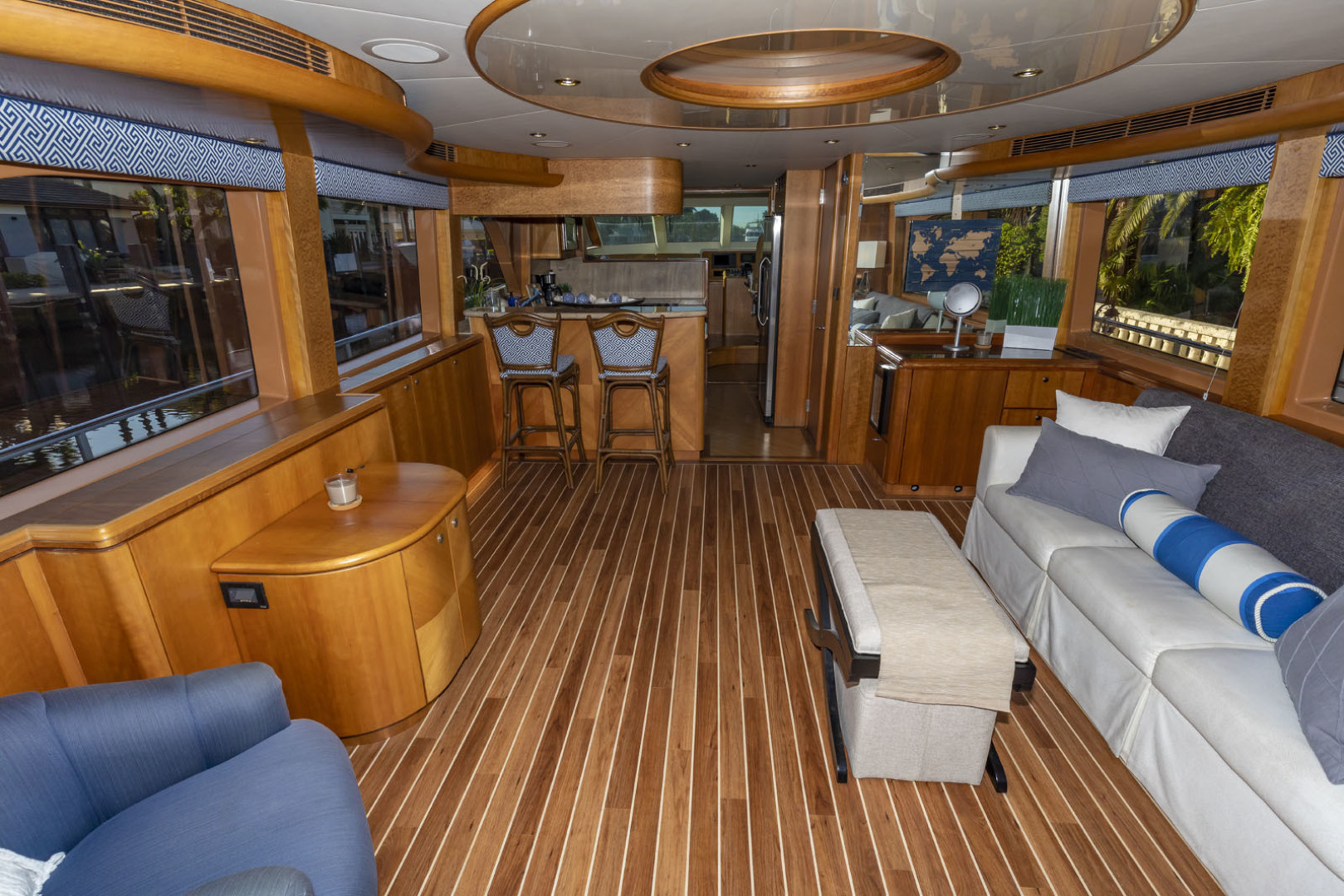 Picture Of: 68' Cheoy Lee 68MY 2005 Yacht For Sale | 2 of 92