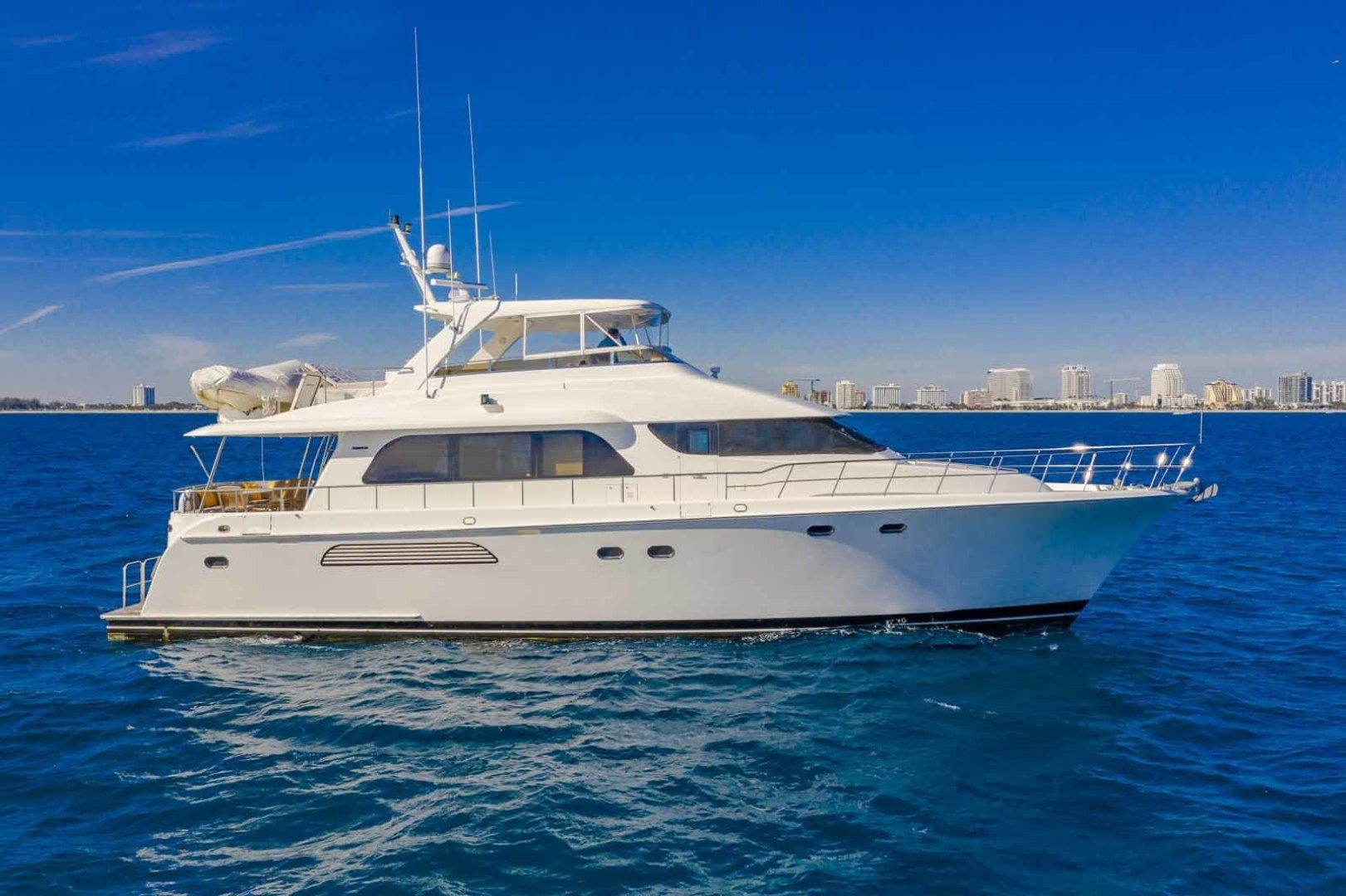 Picture Of: 68' Cheoy Lee 68MY 2005 Yacht For Sale | 1 of 92