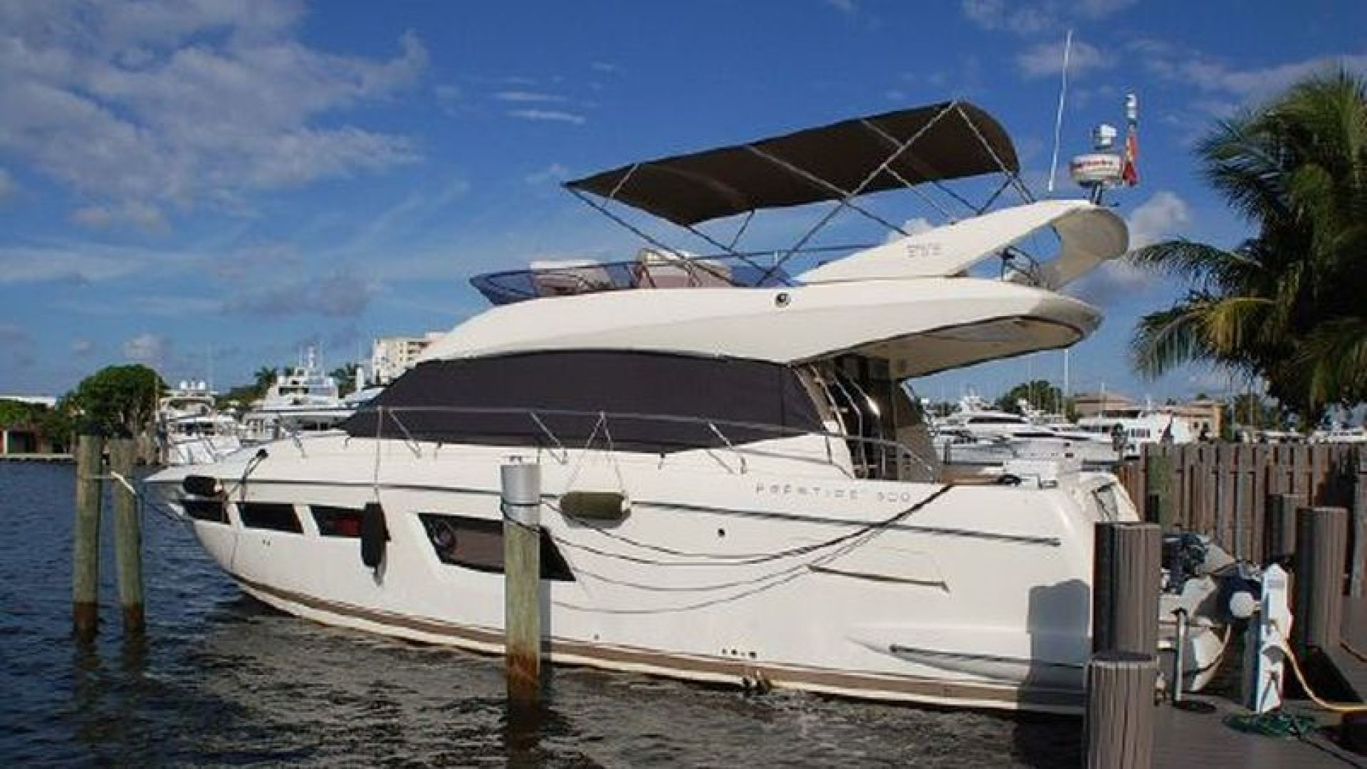 Picture Of: 50' Prestige 500 2014 Yacht For Sale | 1 of 21