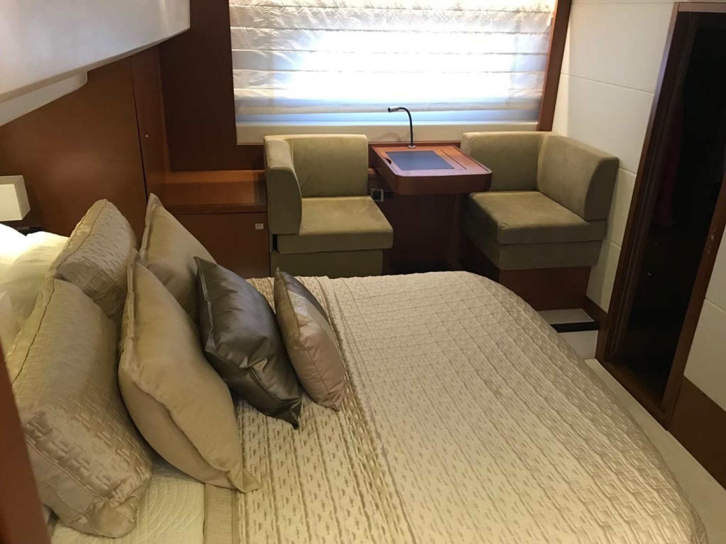 Prestige-550 2015-Higher Powered II Palm Coast-Florida-United States-Master Stateroom-1300842 | Thumbnail
