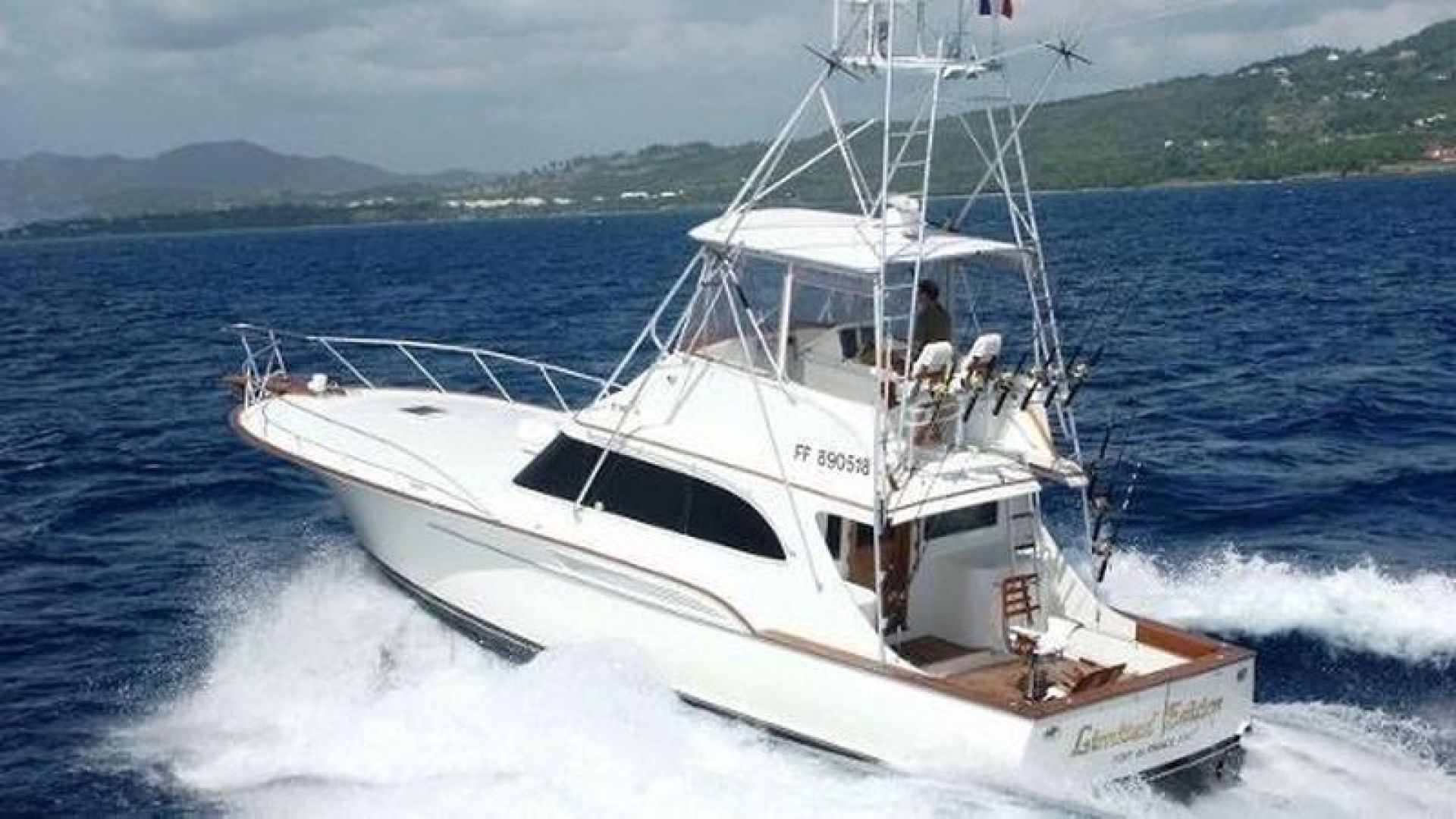 Picture Of: 47' Buddy Davis Sportfish 1989 Yacht For Sale | 1 of 22
