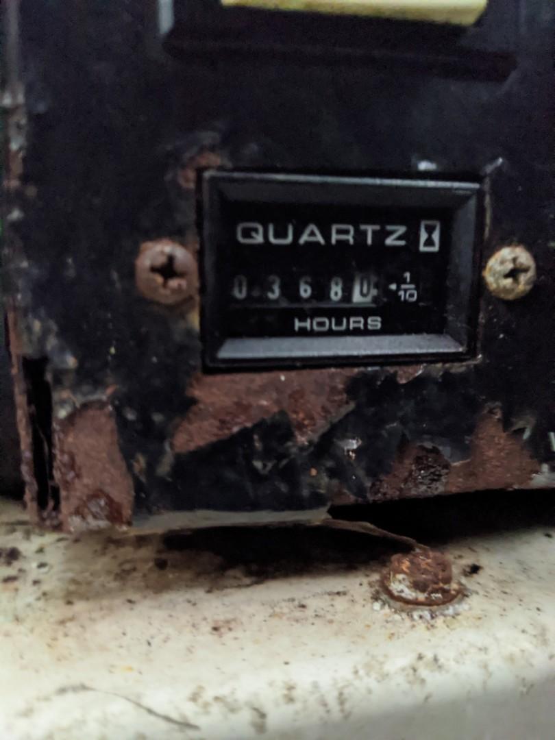 Generator hours