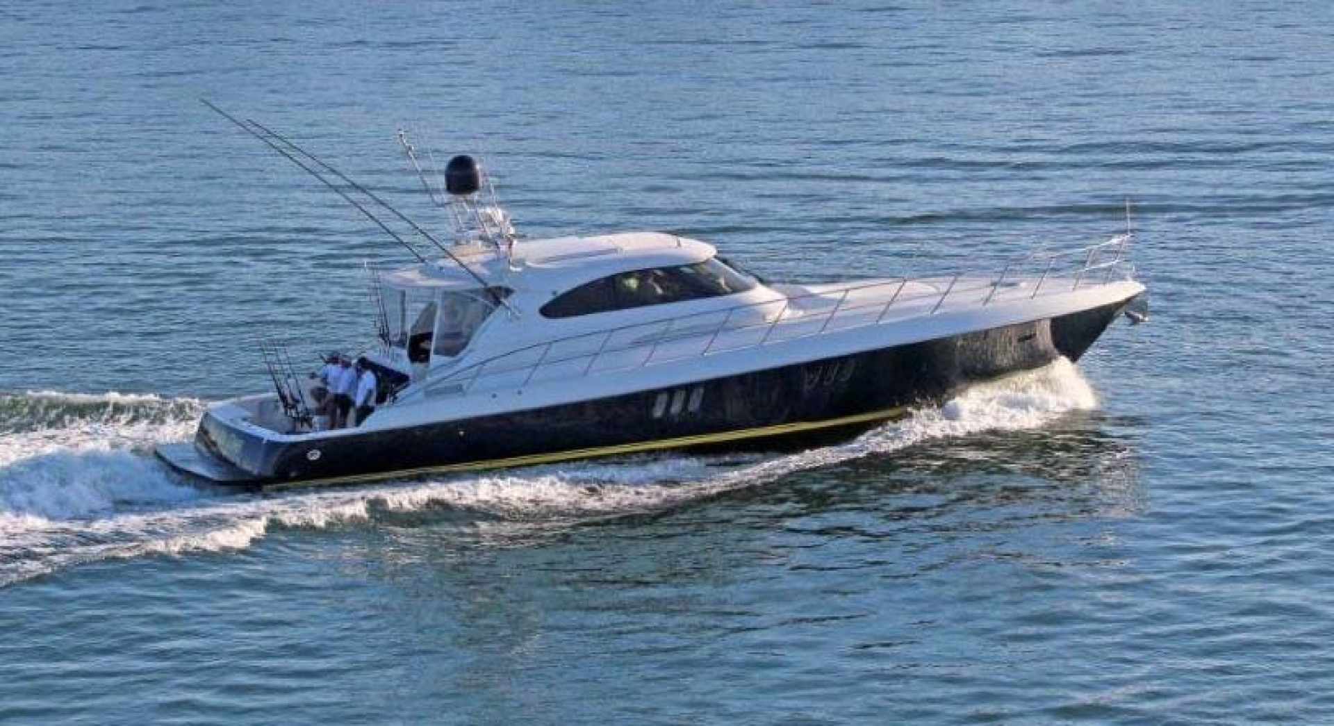 3X Triple Action Burner 62' 2009 mckinna express | tampa yacht sales