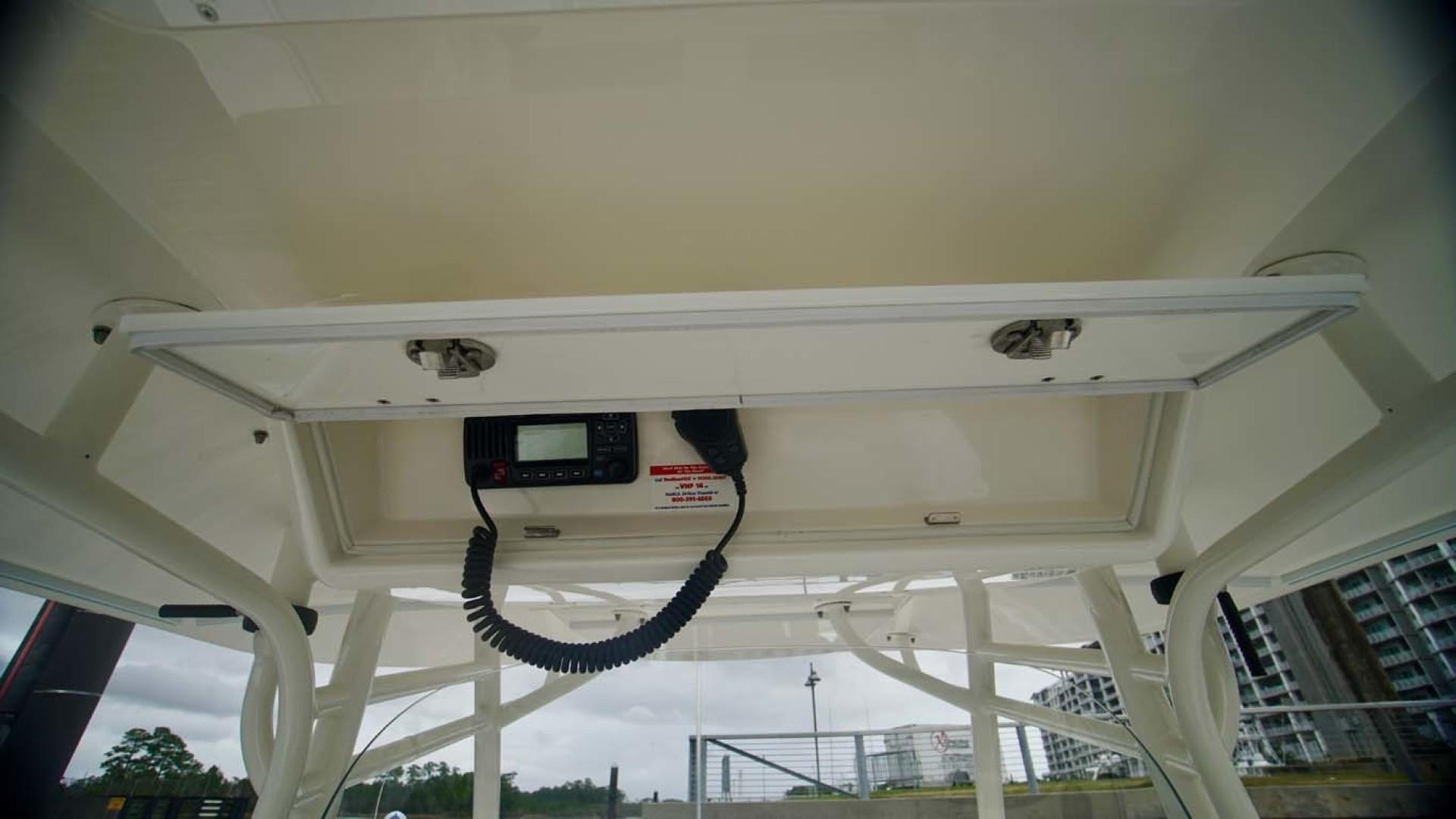 Regulator-34 2015 -Orange Beach-Alabama-United States-VHS In Overhead Compartment-1301947 | Thumbnail