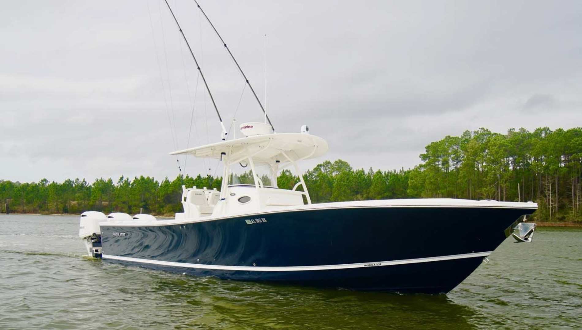 is a Regulator 34 Yacht For Sale in Orange Beach-Main Profile-0