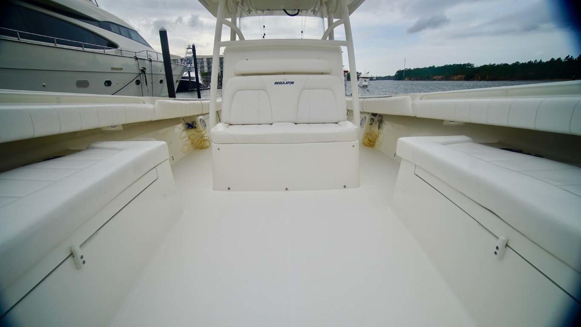 Regulator-34 2015 -Orange Beach-Alabama-United States-Looking Aft From Bow-1301939 | Thumbnail